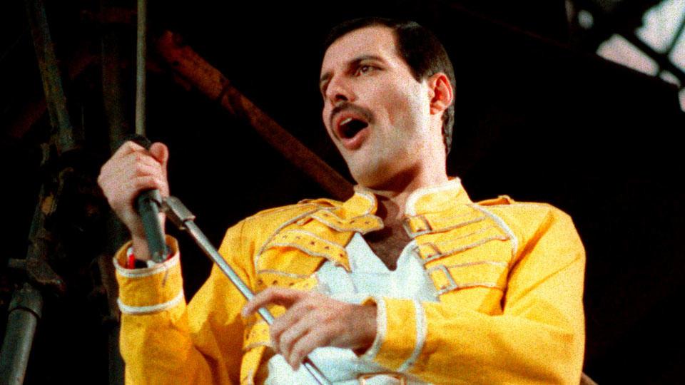 Canción no escuchada del líder de QUEEN Freddie Mercury lanzada