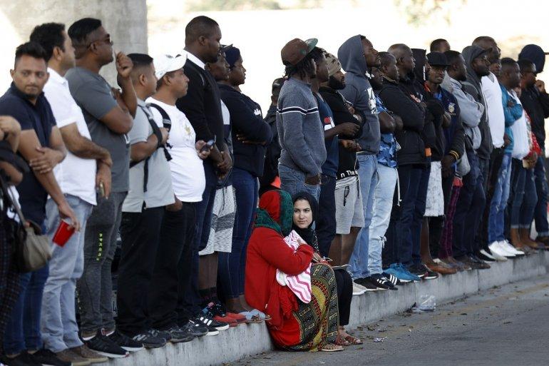 EE.UU. anuncia que también regresará a México a migrantes que pasen entrevista de «miedo creíble»