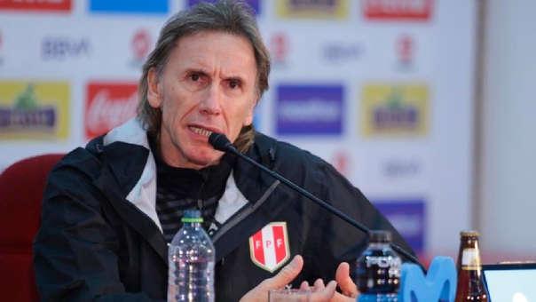 Gareca convocó a Paolo Guerrero para los partidos de Perú