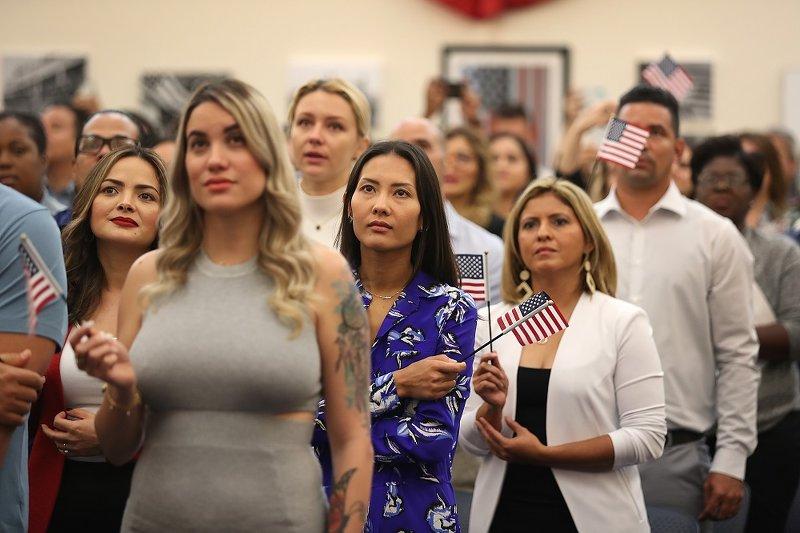 ¿Qué ocurre si no paso el examen de ciudadanía?