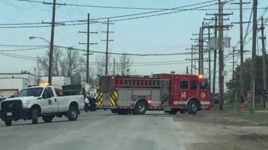Accidente mortal OH-104 en Jackson Pike
