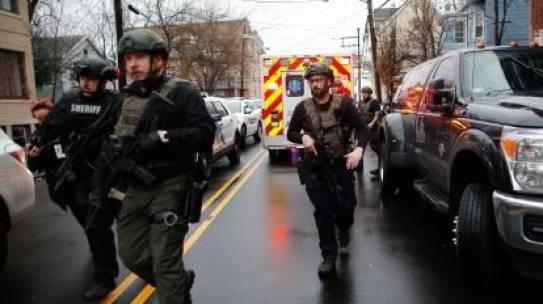 Tiroteo en Jersey City paraliza la ciudad y deja varios muertos