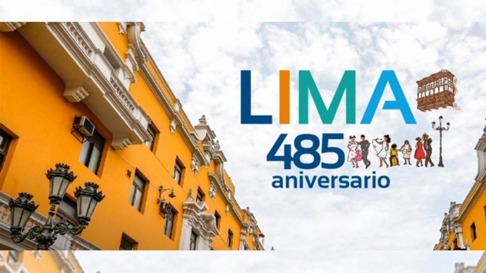 Perú de fiesta, Lima de Aniversario