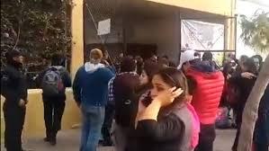 """Resultado de imagen para Tiroteo mortal en un colegio mexicano: un niño mata a maestra, """"influenciado por un videojuego"""