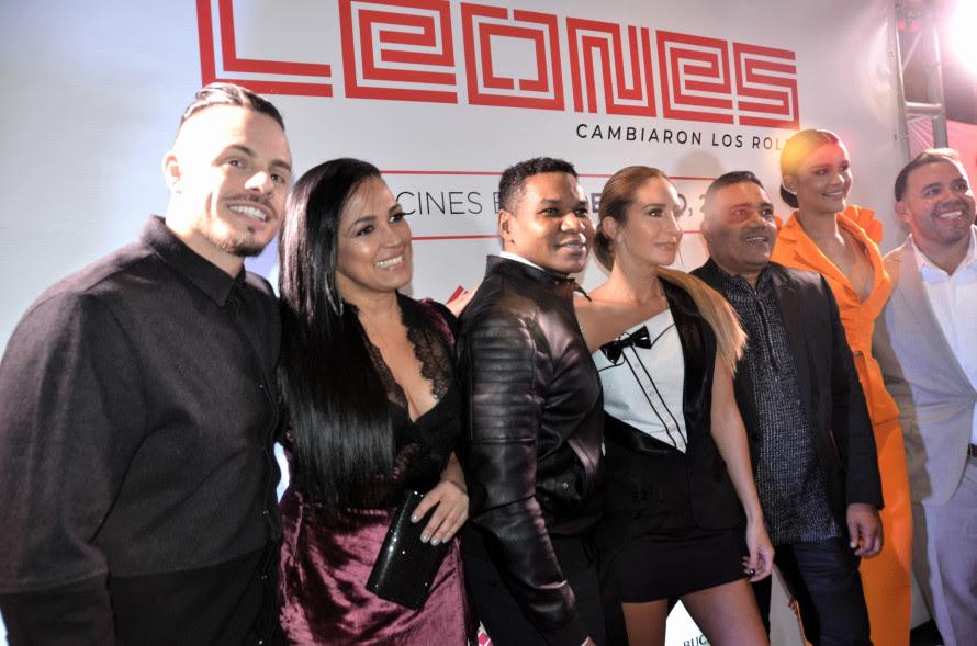 Gran Premiere de Qué Leones en Miami