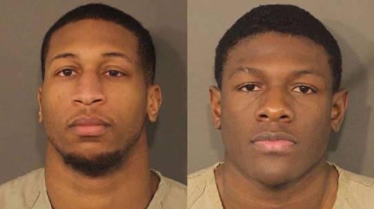 Dos jugadores de fútbol de Ohio State acusados de violación y secuestro