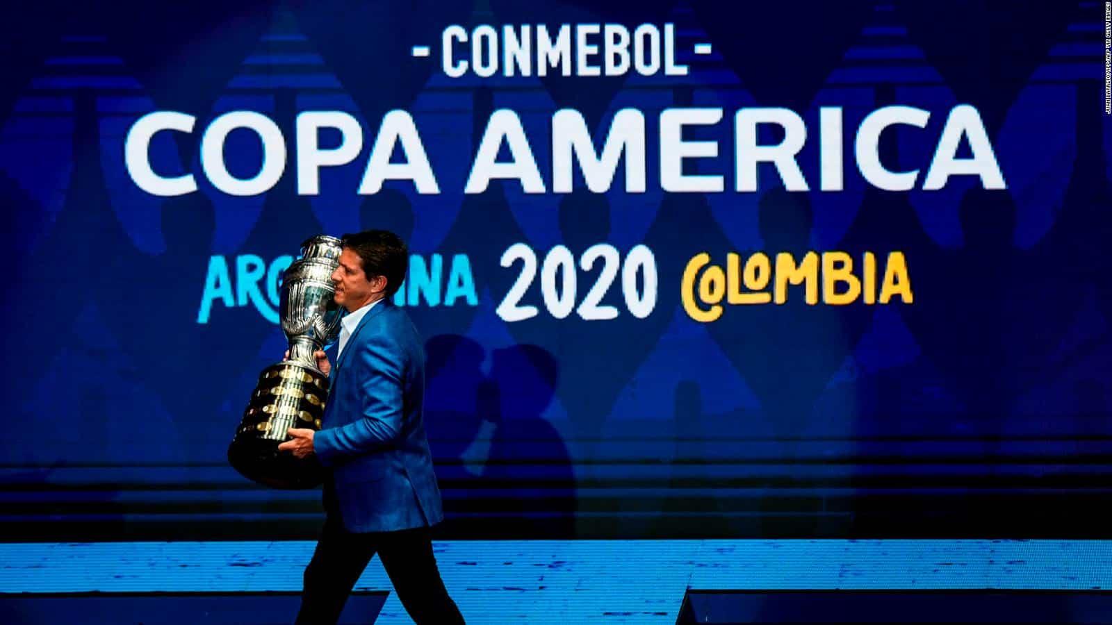 Aplazan la Copa América hasta el 2021