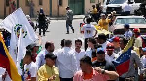 Resultado de imagen de Juan Guaidó en barquisimeto