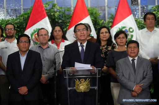 """Perú: """"Ampliamos el estado de emergencia por 13 días más"""""""