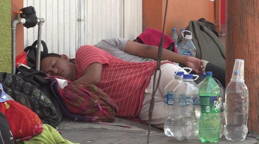 Funcionario fronterizo dice que se necesita ayuda para salvar vidas