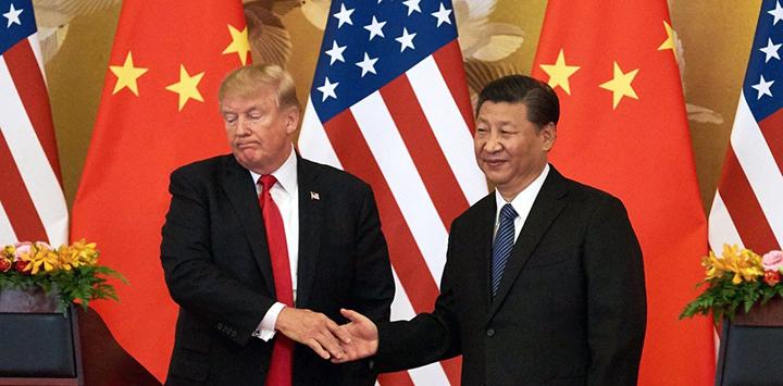 China y Estados Unidos retoman el contacto en las negociaciones comerciales