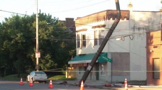 High Street cerró en ambas direcciones después de un accidente en el sur de Columbus