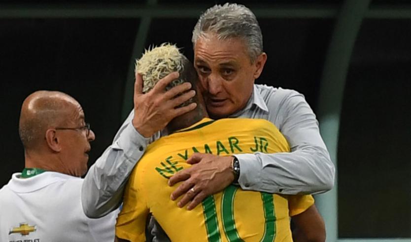 Estos son los convocados de Brasil para el amistoso contra Colombia