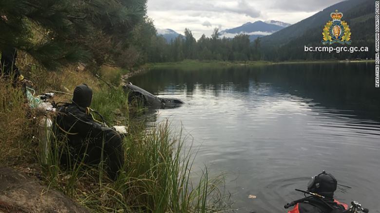 Así encontró este niño de 13 años a una mujer desaparecida en un lago