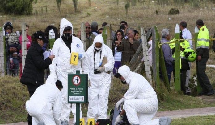 Cúcuta hallan 4 cadáveres en  frontera con Venezuela