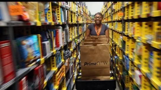 Se buscan: 1,500 trabajadores para el nuevo almacén West Jefferson de Amazon