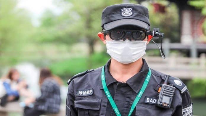 China desarrolló lentes que detectan casos de coronavirus