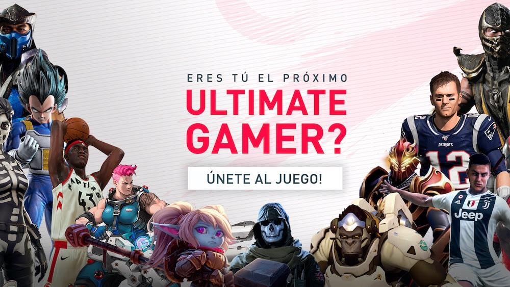Ultimate Gamer será el primer campo de eSports con jugadores de todo el mundo
