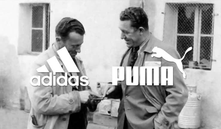 Adidas y Puma, las grandes marcas deportivas que nacieron del odio entre dos hermanos