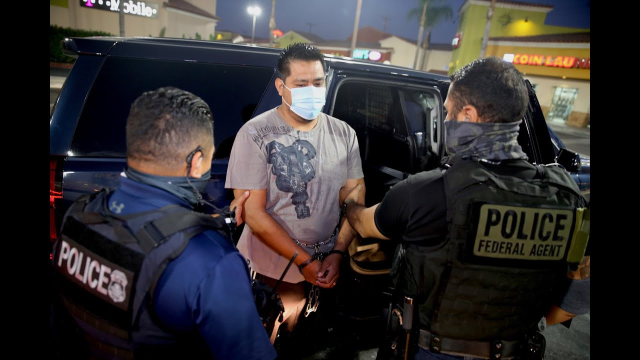 Al menos 172 inmigrantes arrestados en ciudades santuario, según ICE y Departamento de Seguridad Nacional