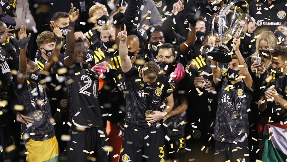 Columbus Crew, campeón de la MLS