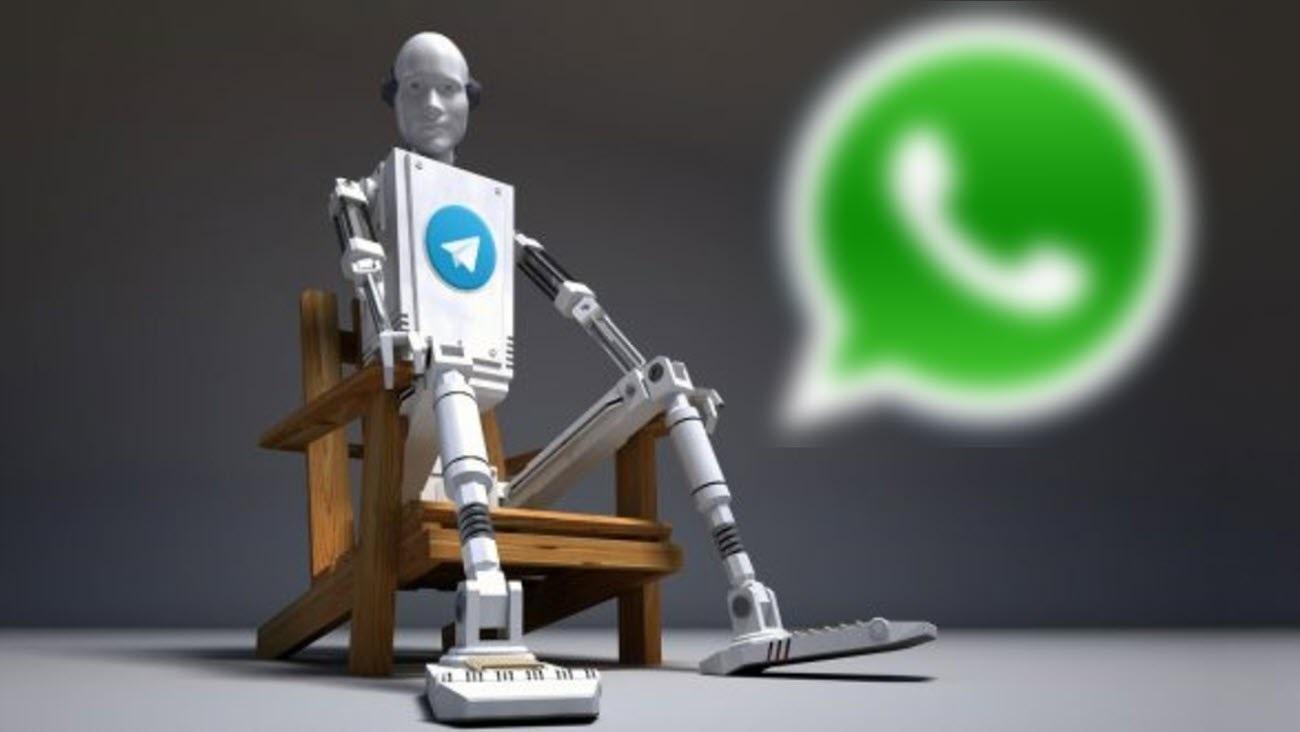 Telegram, rival de WhatsApp, ve que los nuevos usuarios aumentan un 500%
