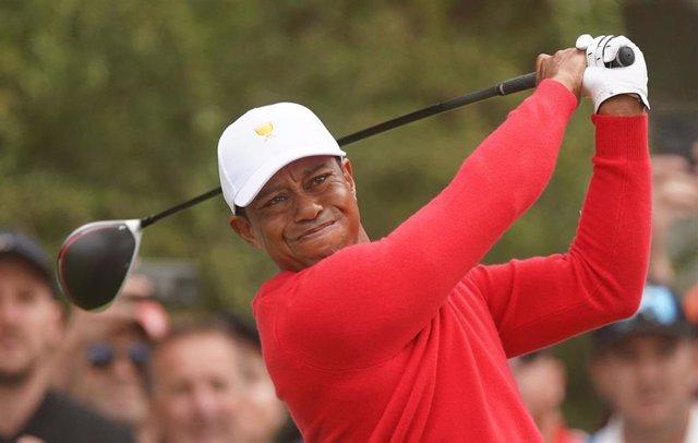 Tiger Woods herido en accidente automovilístico en California
