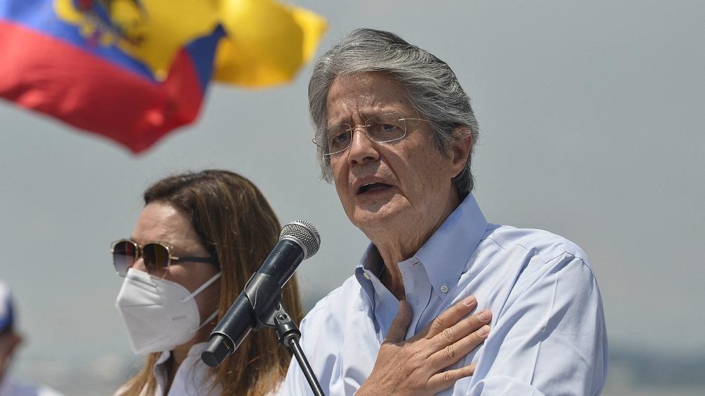 Guillermo Lasso ganó la elección presidencial en Ecuador