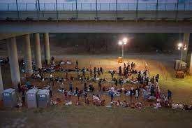 Crisis migratoria: La crisis migratoria en la frontera con México nubla la  luna de miel de Joe Biden   Internacional   EL PAÍS