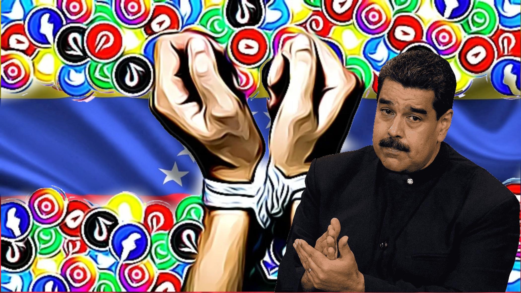 Gobierno de Maduro anuncia proyecto para regular las redes sociales