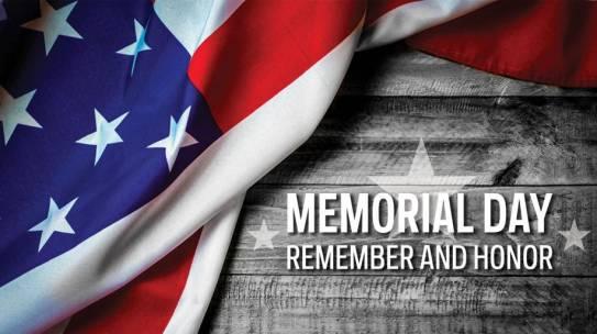 Memorial Day: Honrando a todos los que sirvieron